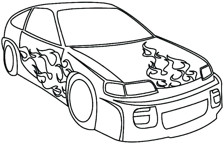 776x500 Car Color Pages Images Of Drift Car Coloring Pages Coloring