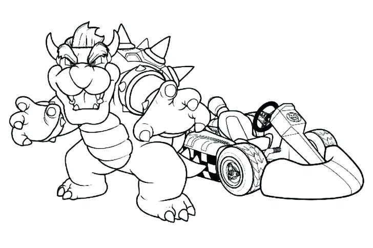 728x484 Basic Shapes Coloring Pages Printable Coloring Kart Driving