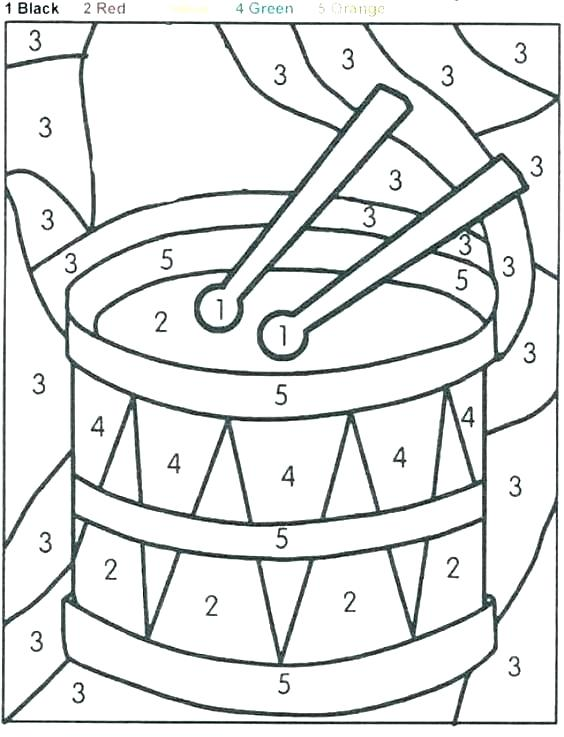 564x737 Music Coloring Page Drums Fresh Drum Coloring Page Free Coloring