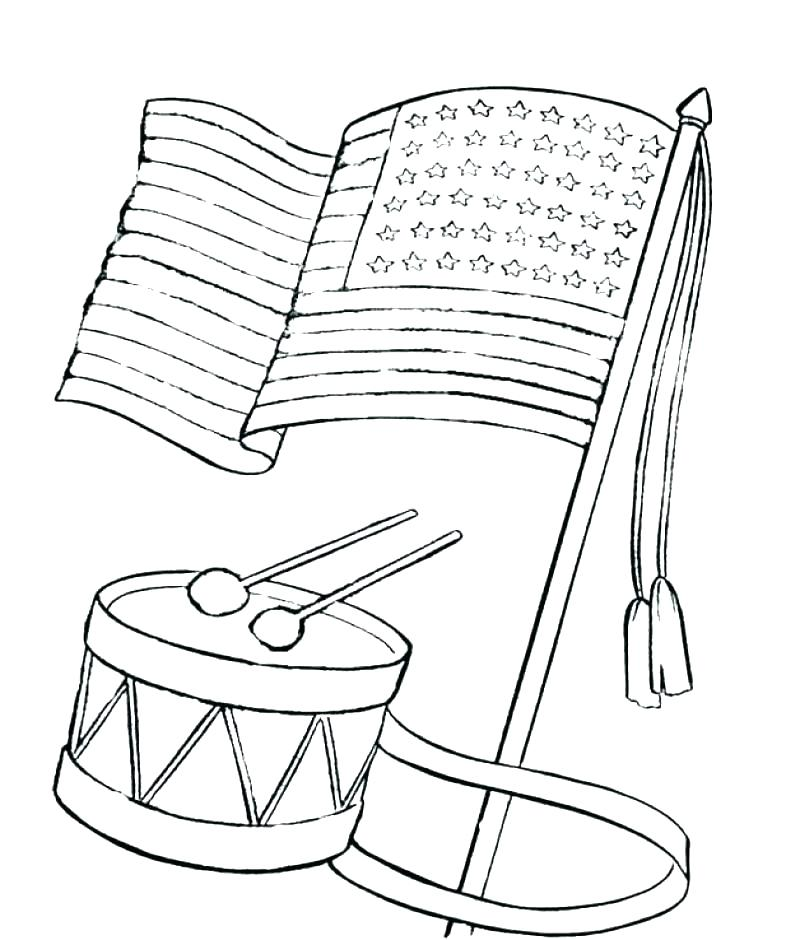 800x940 Drum Coloring Sheet Drum For Coloring Free Drum Coloring Pages
