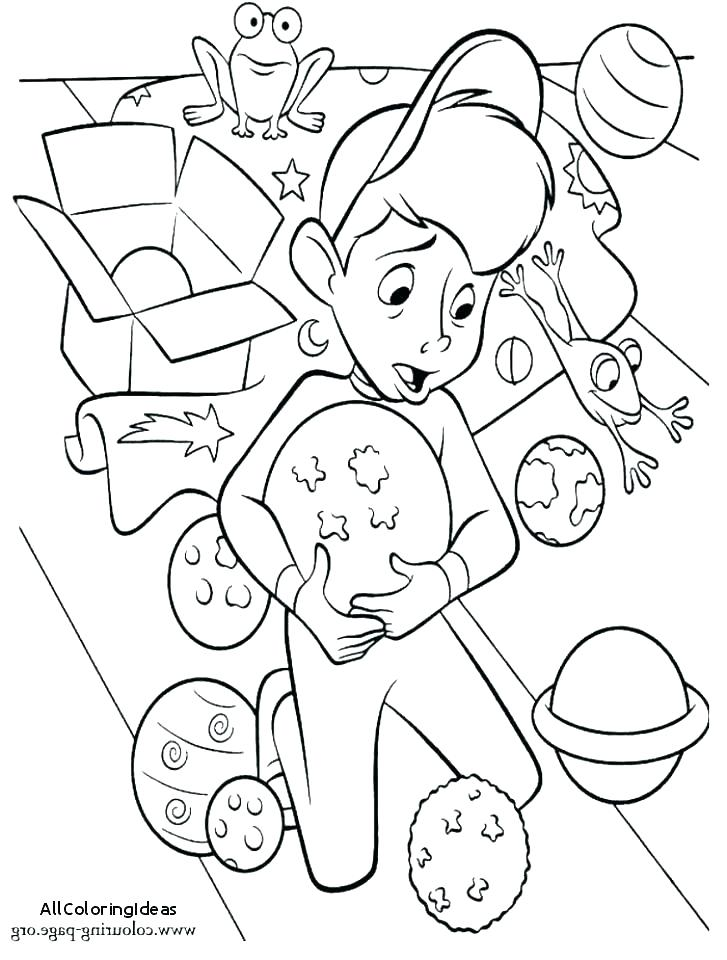 727x960 Science Coloring Pages