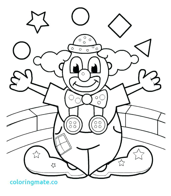 697x799 Circus Coloring Pages Printable Free Circus Coloring Pages