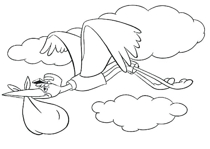700x498 Dumbo Coloring Pages The Bird Friends Of Dumbo Coloring Pages