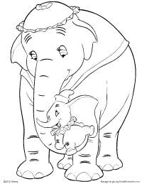 200x259 Childrens' Coloring Pages