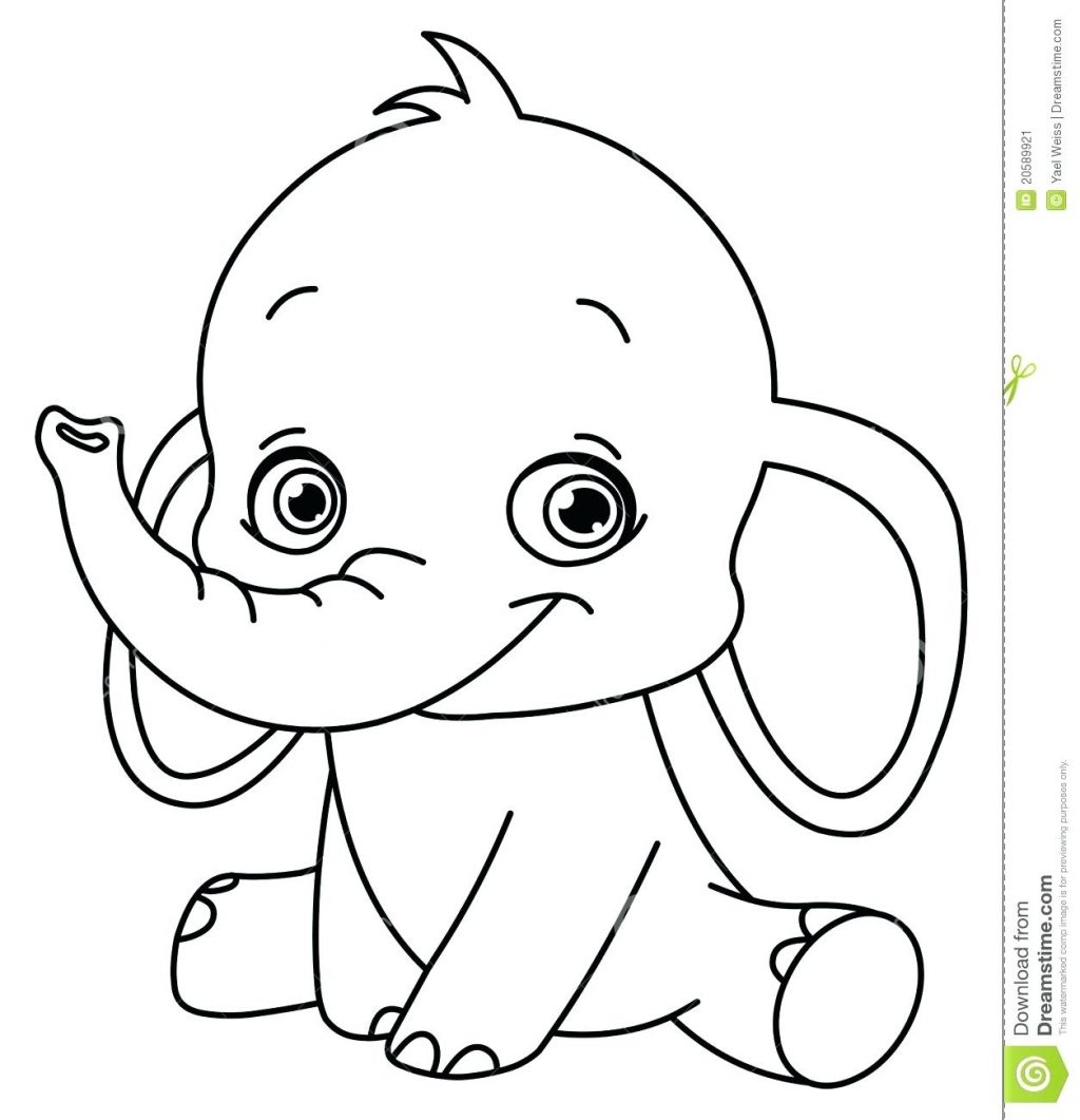1024x1061 Coloring Pages Dumbo Coloring Pages Elephant Stork Page Free
