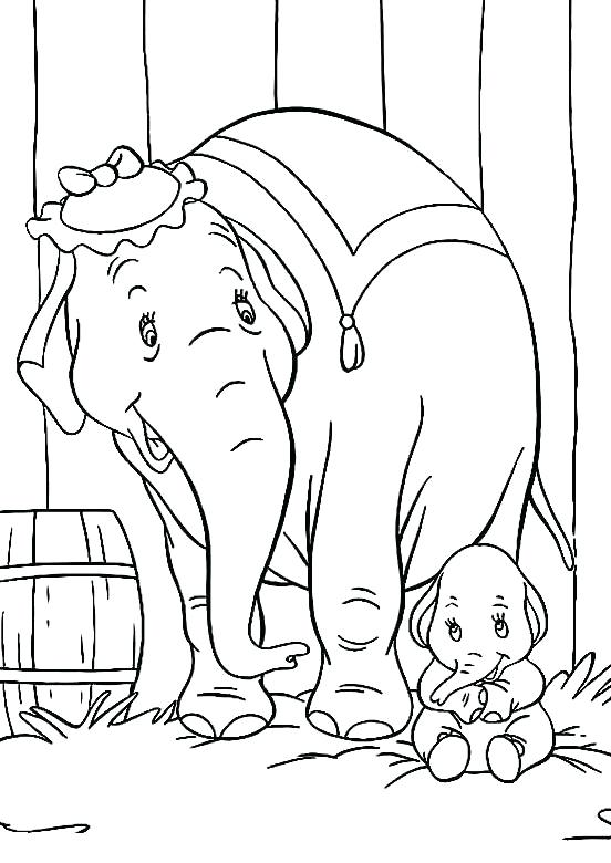 552x780 Mother And Baby Deer Coloring Pages Usedauto Club