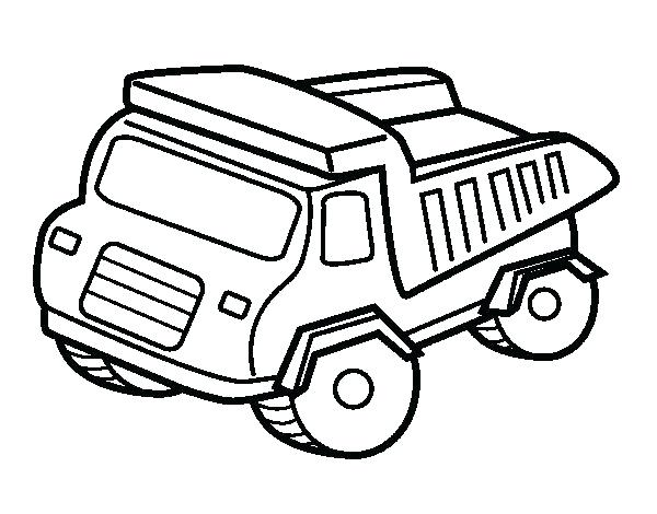 600x470 Dump Truck Coloring Pages Dump Truck Coloring Book Pages Dump
