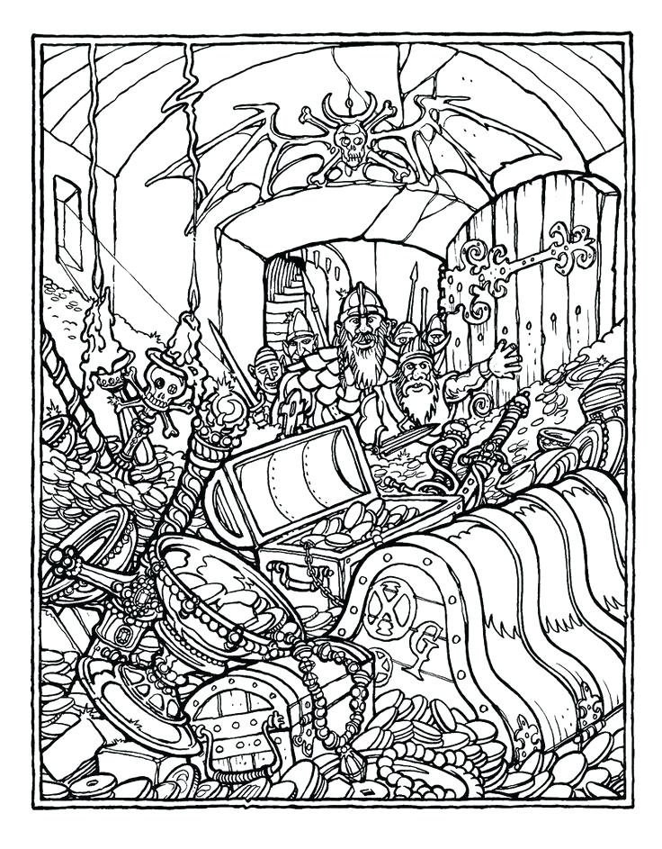 736x943 Dragons Coloring Pages Irons The Official Advanced Dungeons