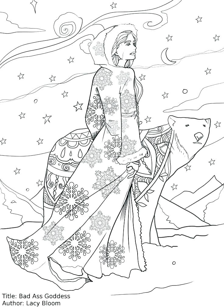 736x1012 Goddess Coloring Pages Egyptian Gods And Goddess Coloring Pages