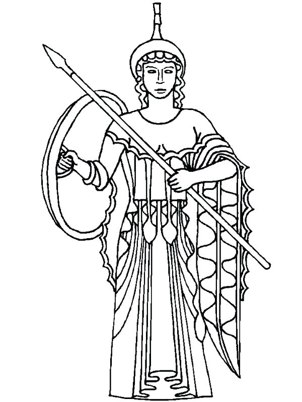 600x800 Goddess Coloring Pages Free Printable Goddess Coloring Pages