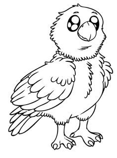 236x317 Baby Eagle Coloring Pages Eagle Coloring Pages Eagle