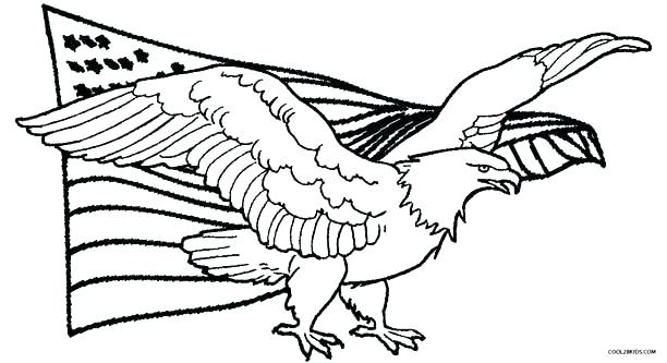 612x333 Feather Coloring Pages Eagle Coloring Page Eagle Coloring Pages
