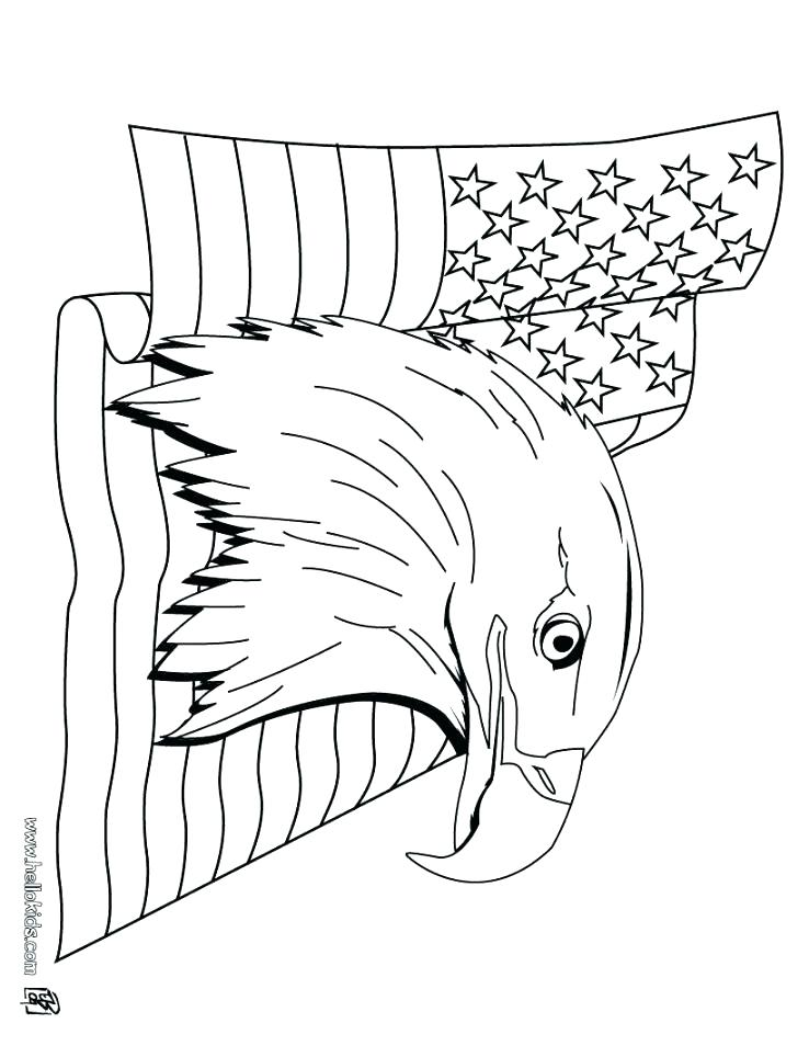 738x954 Coloring Pages Of Eagles Eagles Coloring Pages Bald Eagle Coloring