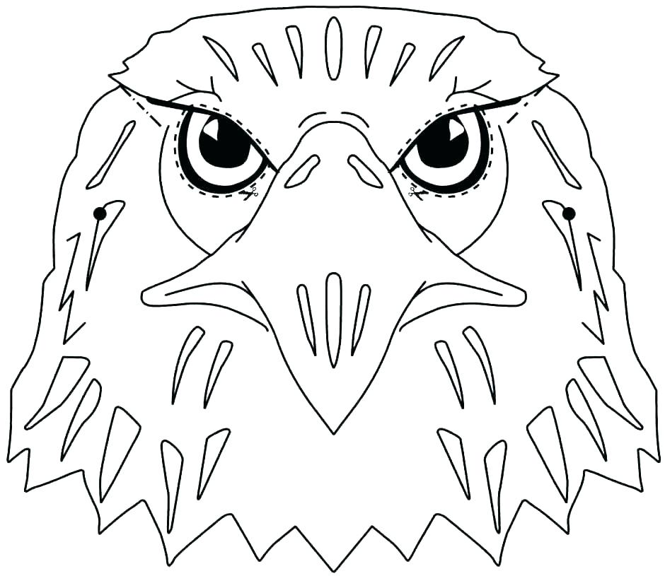 940x815 Eagles Football Coloring Pages Eagle Football Coloring Pages