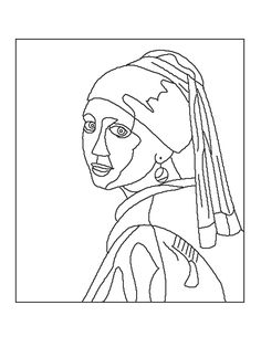 236x314 The Girl With A Pearl Earring