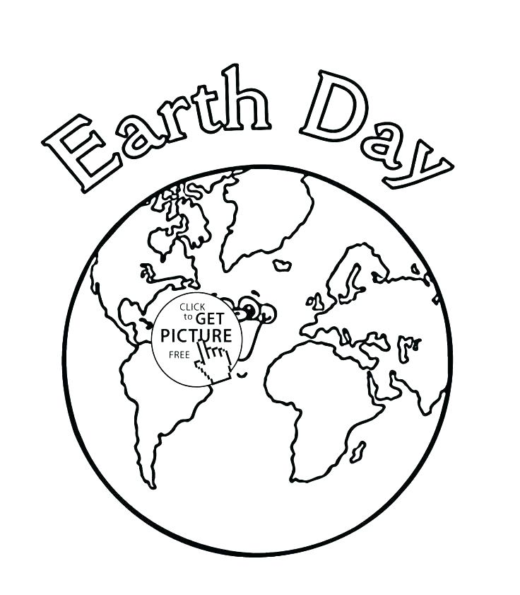 736x841 Earth Day Coloring Pages Planet Earth Coloring Page Earth Coloring