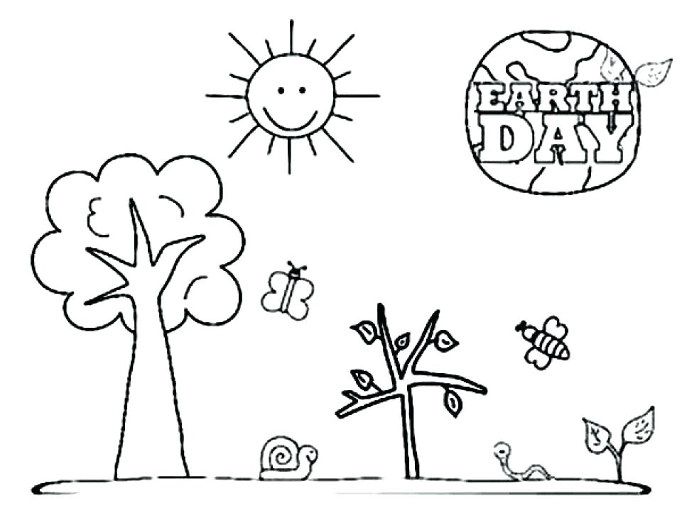 960x740 Earth Day Printable Coloring Pages Earth Day Coloring Pages