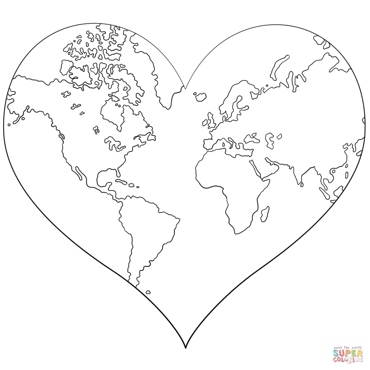 1186x1186 Willpower Picture Of The Earth To Color Awesom