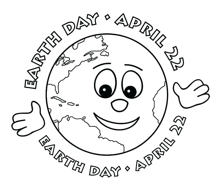 736x633 Earth Day Coloring Pages Icontent