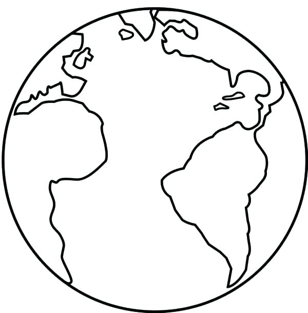600x611 Crayola Coloring Page Coloring Page Of Earth Excellent Earth
