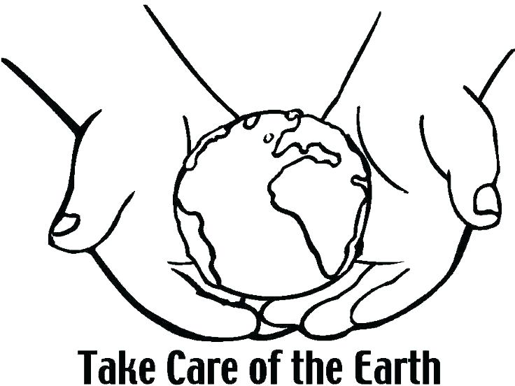 736x552 Earth Day Coloring Pages Go Recycling On Earth Day Coloring Page