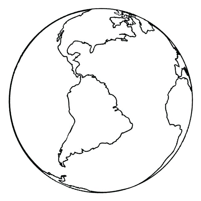 652x652 Planet Earth Coloring Page Earth Coloring Page Earth Coloring