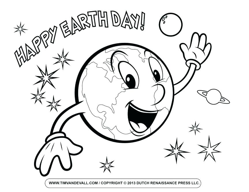863x667 Earth Coloring Page Save The Earth Coloring Pages And All Ages