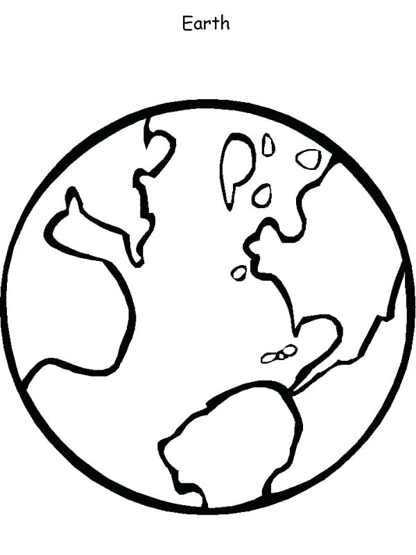 600x800 Earth Coloring Printable Earth Coloring Pages Me Earth Day