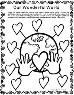 236x304 Earth Day Activities Language Arts, Language And Earth