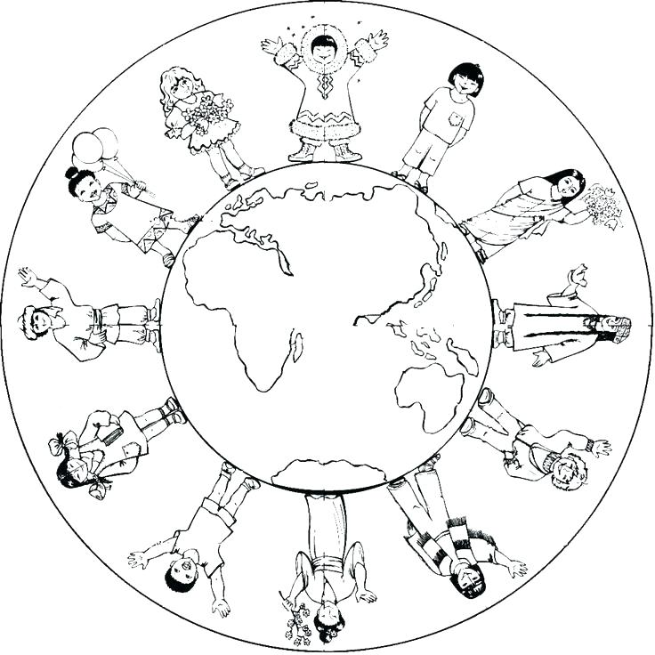 736x736 Coloring Pages Kindergarten Free Earth Day Coloring Pages Free