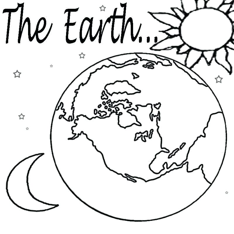 800x800 Earth Science Coloring Sheets Free Science Coloring Pages Coloring