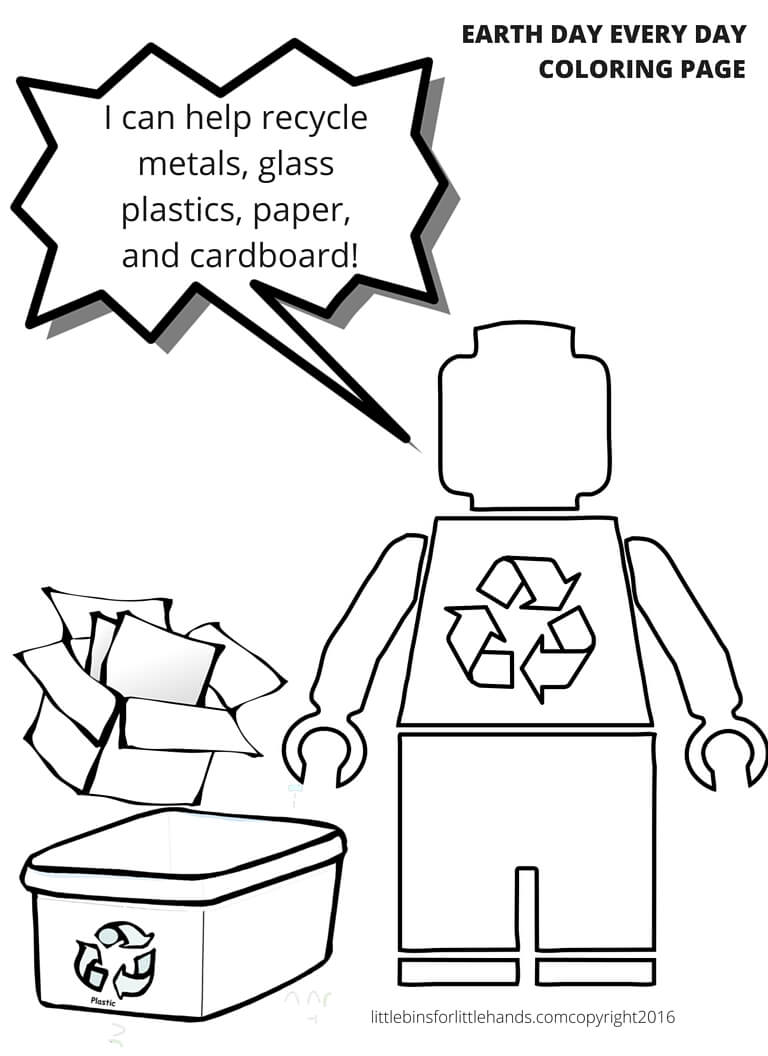 768x1056 Lego Earth Science Coloring Pages Day Activities In Ideas