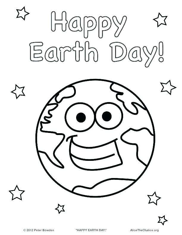 612x792 Earth Day Printable Coloring Pages Coloring Pages Earth Earth