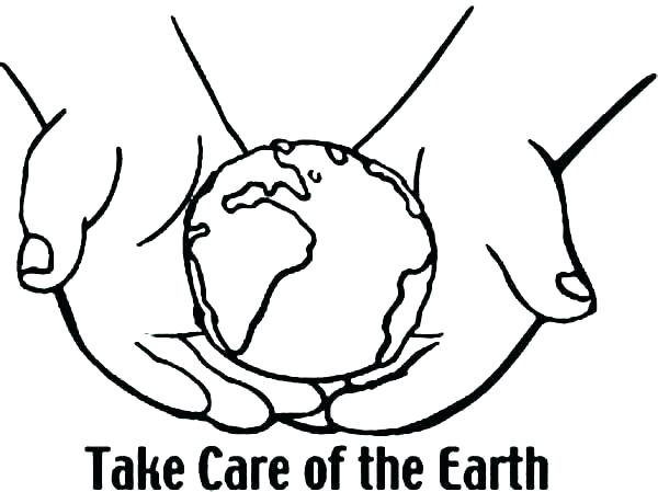 600x449 Coloring Pages Earth Day Earth Coloring Earth Day Campaign Logo