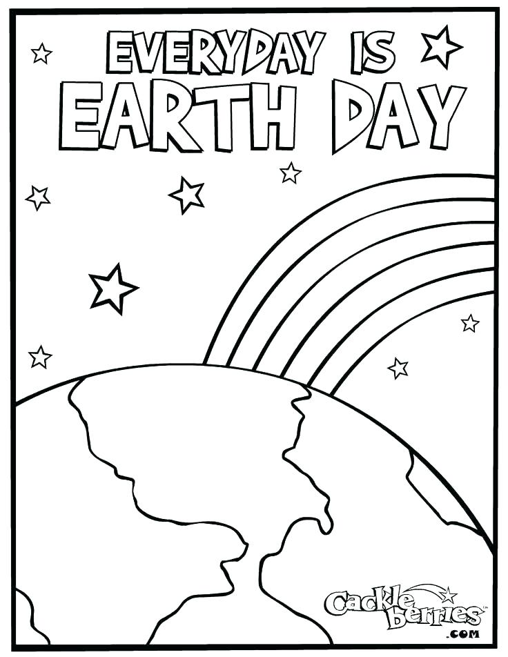 736x952 Coloring Pages Of Earth Black And White Earth Coloring Page