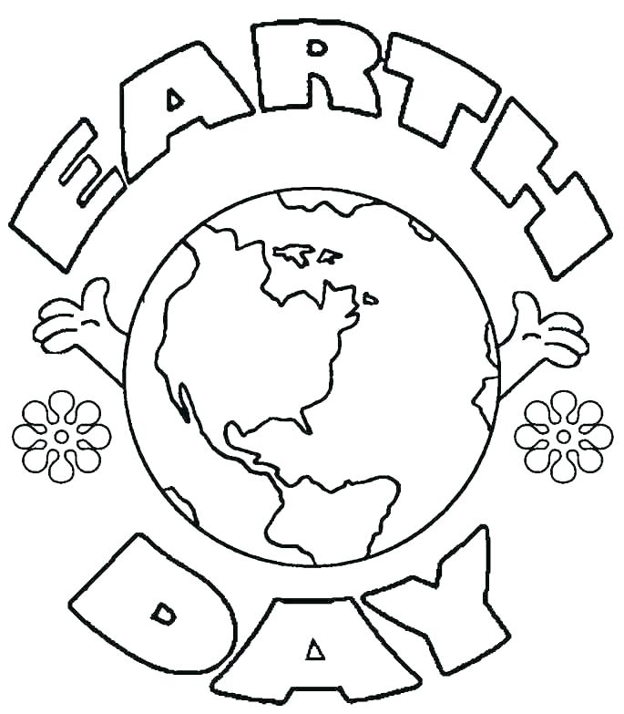 685x783 Coloring Pages Of Earth Coloring Pages Earth Day For Adults Best