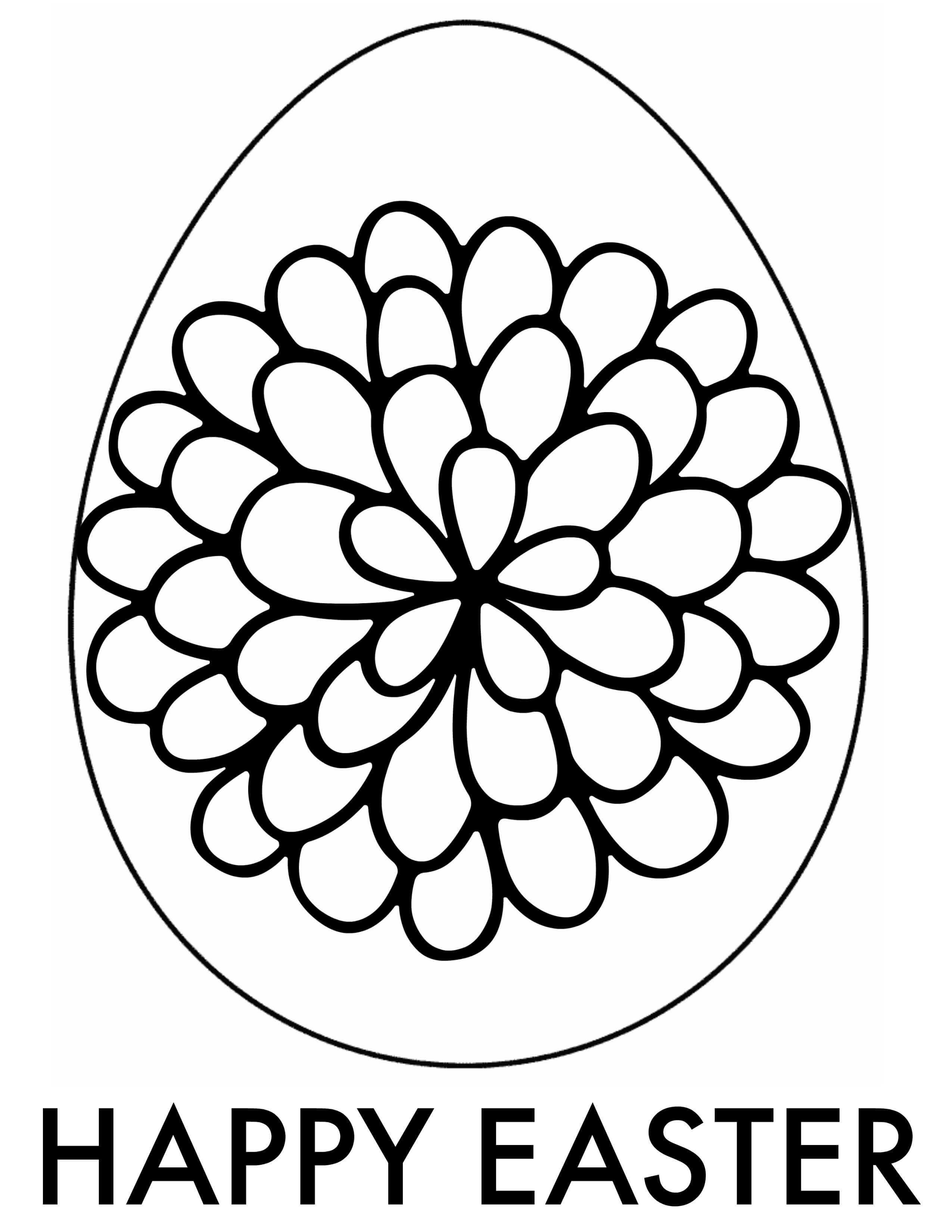 2550x3300 Easter Adult Coloring Pages Free Printable Downloads Inside Tixac