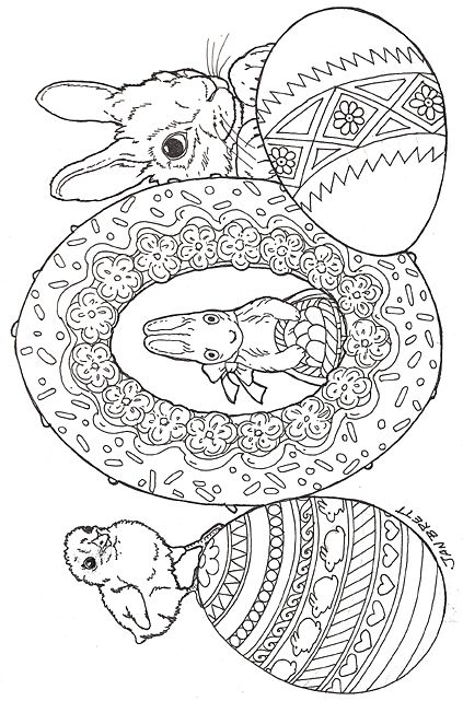 423x641 Best !easterspring Coloring Images On Coloring