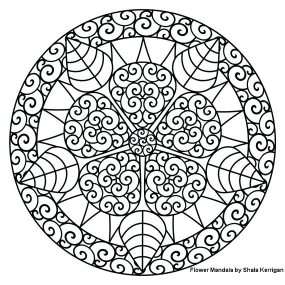 570x570 Unique Spring Holiday Adult Coloring Pages Designs Spring Easter