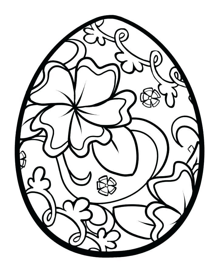 728x902 Easter Egg Template Free Printable Free Printable Basket Coloring