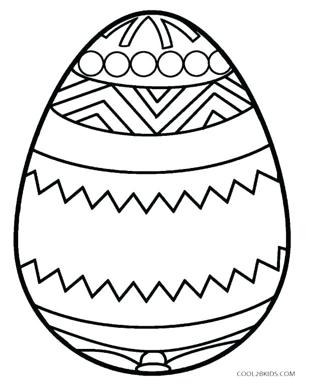 618x776 Easter Basket Coloring Pages To Print Egg Coloring Picture Eggs