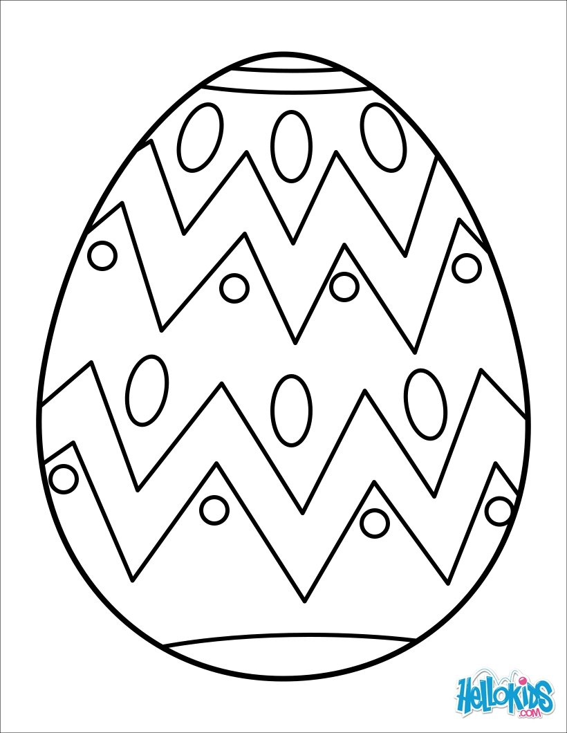 Easter Basket Coloring Pages Printable At Getdrawingscom Free For