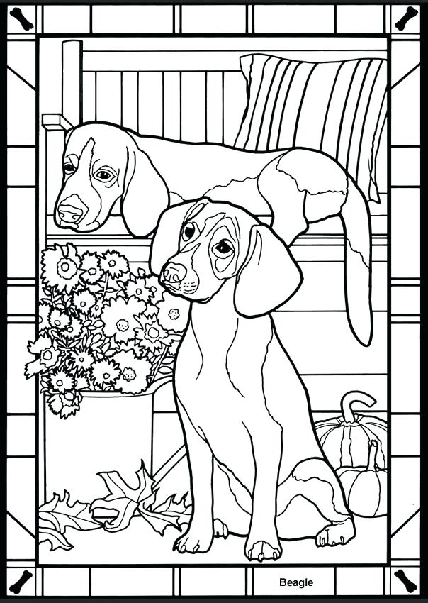 604x850 Beagle Coloring Pages Free Puppy Coloring Pages Beagle Coloring