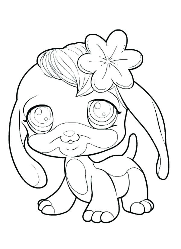 600x828 Beagle Coloring Pages