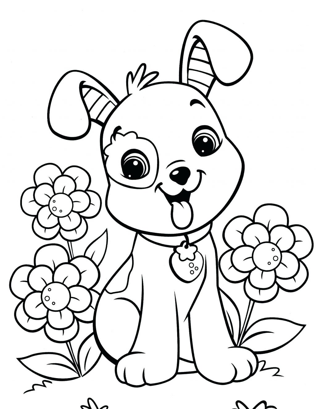 1024x1325 Coloring Page Beagle Coloring Pages Puppies Cute Beagle Coloring