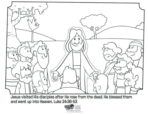 497x385 Christian Easter Coloring Pages To Print Christian Coloring Pages