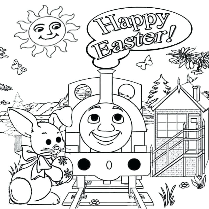 800x800 Coloring Pages For Easter Printable Egg Colouring Page Free