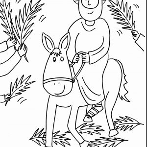 300x300 Easter Coloring Pages About Jesus Fresh Incredible Easter Coloring