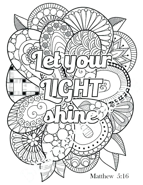 570x738 Religious Easter Coloring Pages
