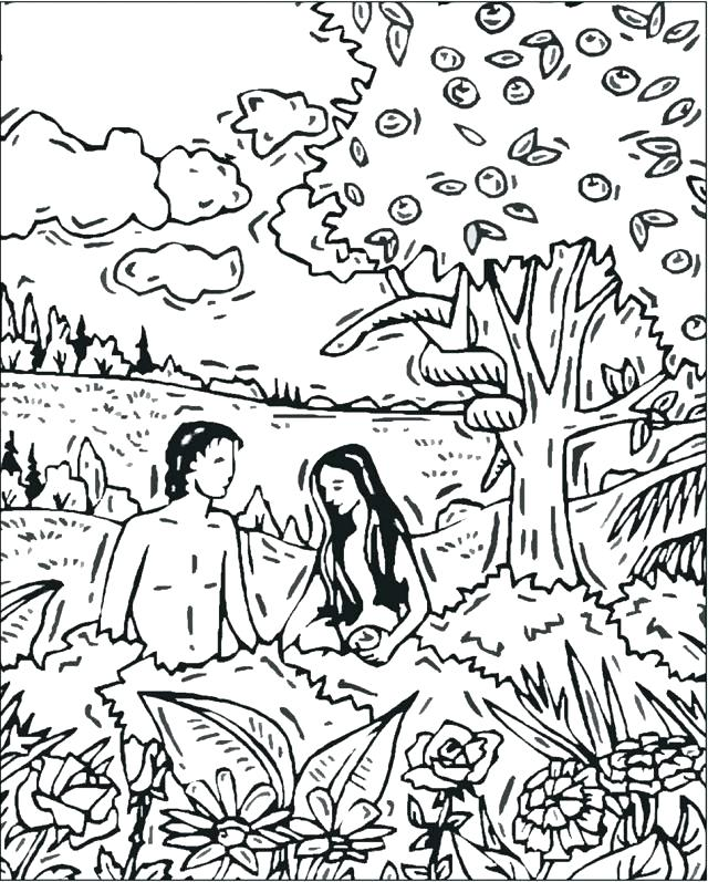 640x797 Biblical Coloring Pages Bible Creation Coloring Pages School